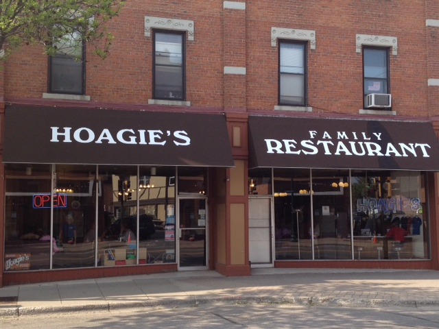 Just So There Won T Be Any Confusion About Its Clientele The Full Name Of Hoagie S Diner On Main Street In Hopkins Is Family Restaurant Per
