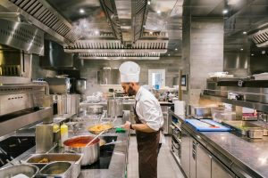 Exactly What Is A Cook S Or Chef S Kitchen City Lakes Real Estate Blog