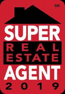 Image result for 2019 super real estate agent logo